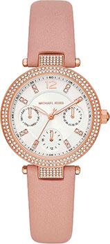 fashion наручные  женские часы Michael Kors MK2914. Коллекция Parker.