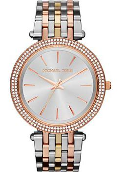 Купить Fashion наручные женские часы Michael Kors MK3203. Коллекция Darci