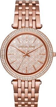 fashion наручные  женские часы Michael Kors MK3399. Коллекция Darci