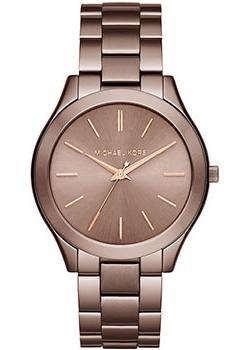 fashion наручные  женские часы Michael Kors MK3418. Коллекция Runway Slim