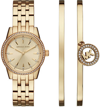 fashion наручные  женские часы Michael Kors MK3742. Коллекция Runway