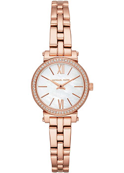 Fashion наручные женские часы Michael Kors MK3834. Коллекция Sofie фото