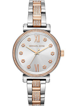 Fashion наручные женские часы Michael Kors MK3880. Коллекция Mini Sofie фото