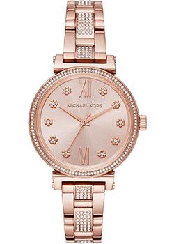 Купить Fashion наручные женские часы Michael Kors MK3882. Коллекция Mini Sofie