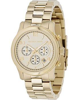 fashion наручные  женские часы Michael Kors MK5055. Коллекция Runway