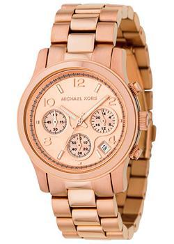 fashion наручные  женские часы Michael Kors MK5128. Коллекция Runway