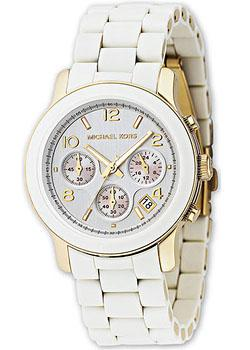 fashion наручные женские часы Michael Kors MK5145. Коллекция Runway