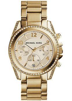 fashion наручные  женские часы Michael Kors MK5166. Коллекция Bradshaw