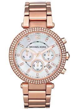 fashion наручные  женские часы Michael Kors MK5491. Коллекция Parker