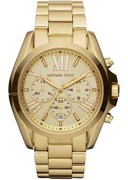 fashion наручные  женские часы Michael Kors MK5605. Коллекция Bradshaw