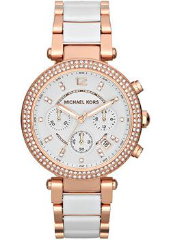 fashion наручные  женские часы Michael Kors MK5774. Коллекция Parker