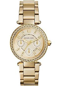 fashion наручные  женские часы Michael Kors MK6056. Коллекция Parker