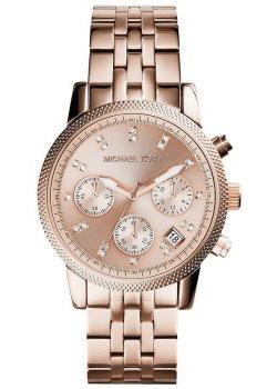 fashion наручные  женские часы Michael Kors MK6077. Коллекция Ritz