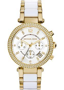 fashion наручные  женские часы Michael Kors MK6119. Коллекция Parker