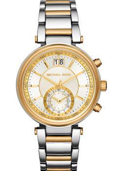 fashion наручные  женские часы Michael Kors MK6225. Коллекция Sawyer