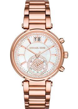 fashion наручные  женские часы Michael Kors MK6282. Коллекция Sawyer