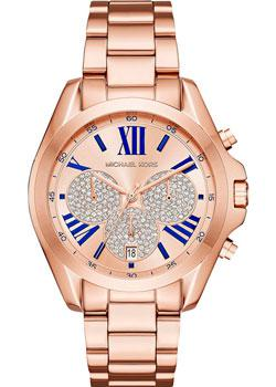 fashion наручные  женские часы Michael Kors MK6321. Коллекция Bradshaw