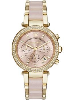 fashion наручные  женские часы Michael Kors MK6326. Коллекция Parker