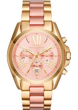 fashion наручные  женские часы Michael Kors MK6359. Коллекция Bradshaw