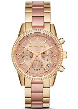 fashion наручные  женские часы Michael Kors MK6475. Коллекция Ritz