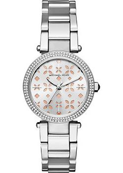 fashion наручные  женские часы Michael Kors MK6483. Коллекция Parker Mini