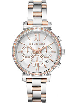 fashion наручные  женские часы Michael Kors MK6558. Коллекция Sofie