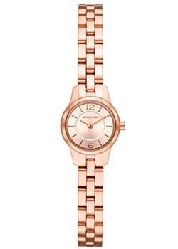 Наручные  женские часы Michael Kors MK6593. Коллекция Runway