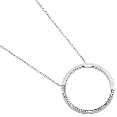 Серебряное кольцо  MKJ5520040