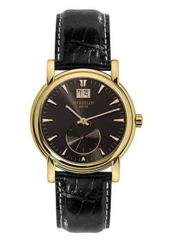 Швейцарские наручные мужские часы Michel Herbelin 18243-P14.SM. Коллекция Classic Added Functions фото