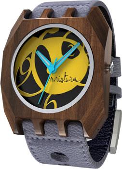 fashion наручные  мужские часы Mistura TP12017GYPUYEWD. Коллекция Volkano
