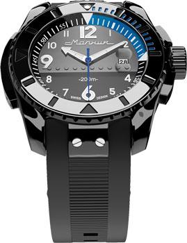 Российские наручные мужские часы Molniya M00801001. Коллекция Байкал