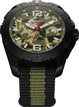Российские наручные мужские часы Molniya M00901003. Коллекция Хамелеон