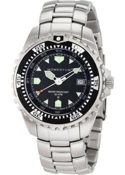 Momentum Часы Momentum 1M-DV02B0-AC. Коллекция M1 Black