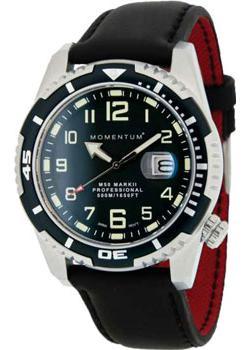 Momentum Часы Momentum 1M-DV52B12B. Коллекция M50 MARK II