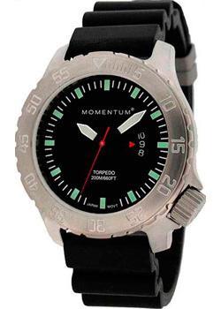 мужские часы Momentum 1M-DV74BS1B. Коллекци TORPEDO