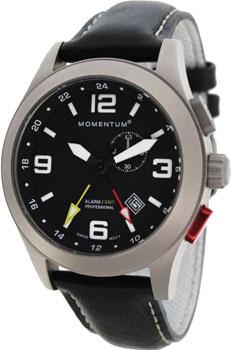Momentum Часы Momentum 1M-SP58BS2B. Коллекция VORTECH GMT ALARM