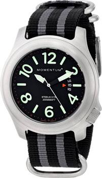 мужские часы Momentum 1M-SP74B7S. Коллекци STEELIX