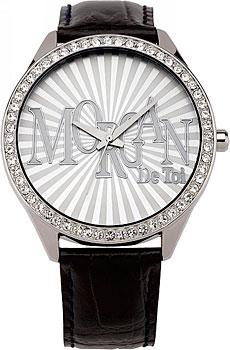 fashion наручные  женские часы Morgan M1089B. Коллекция Daylight - MorganКожаный ремешок. Корпус украшен кристаллами Swarovski.<br>