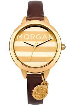 fashion наручные  женские часы Morgan M1237TG. Коллекция OLIVIE
