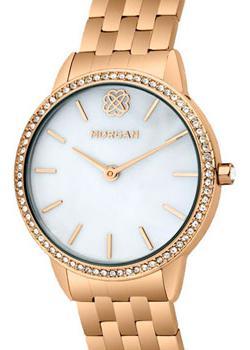 fashion наручные  женские часы Morgan M1260RGM. Коллекция Adrienne