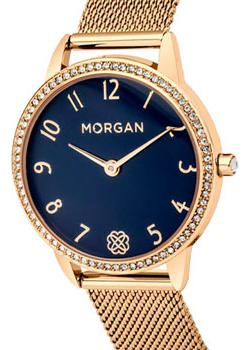 fashion наручные женские часы Morgan M1261URGM. Коллекция Caroline