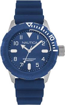 Швейцарские наручные  мужские часы Nautica NAD09517G. Коллекция Sport