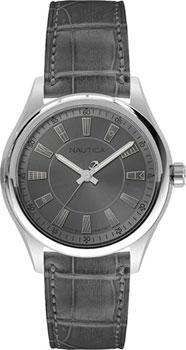 Швейцарские наручные  мужские часы Nautica NAPBST001. Коллекция Analog
