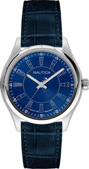 Швейцарские наручные  мужские часы Nautica NAPBST002. Коллекция Analog