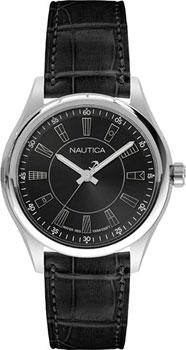 Швейцарские наручные  мужские часы Nautica NAPBST003. Коллекция Analog