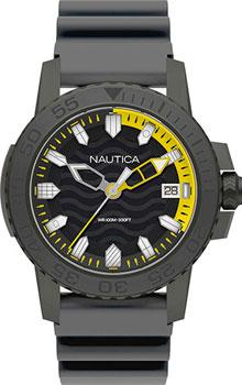 Швейцарские наручные  мужские часы Nautica NAPKYW004. Коллекци Sport