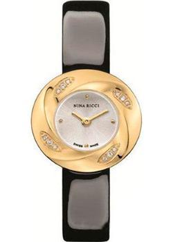 Швейцарские наручные  женские часы Nina Ricci N033.52.31.84. Коллекция N033