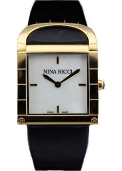 Швейцарские наручные женские часы Nina Ricci N049005SM. Коллекция N049
