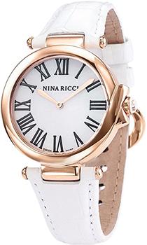 Швейцарские наручные женские часы Nina Ricci N053005SM. Коллекция N053
