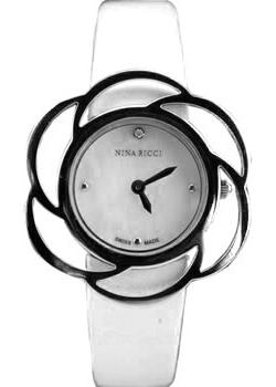 Швейцарские наручные женские часы Nina Ricci N073003SM. Коллекция N073